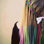 Hair Chalking – Easy, Economical & Fun!