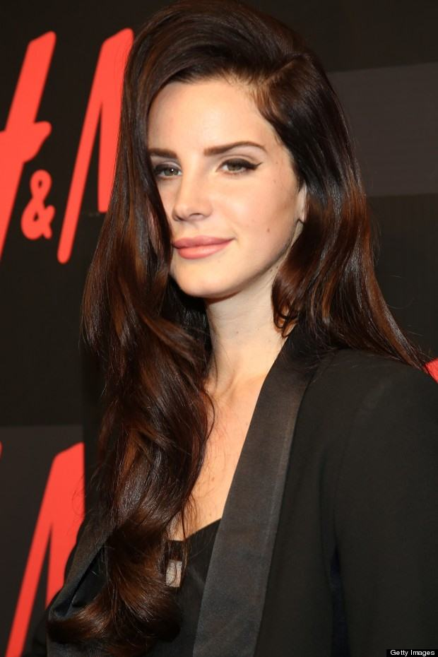Lana Del Rey Black Hairstyle 1 She12 Girls Beauty Salon