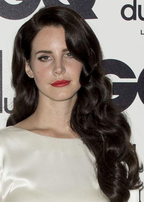 Lana Del Rey Black Hairstyle 3 She12 Girls Beauty Salon