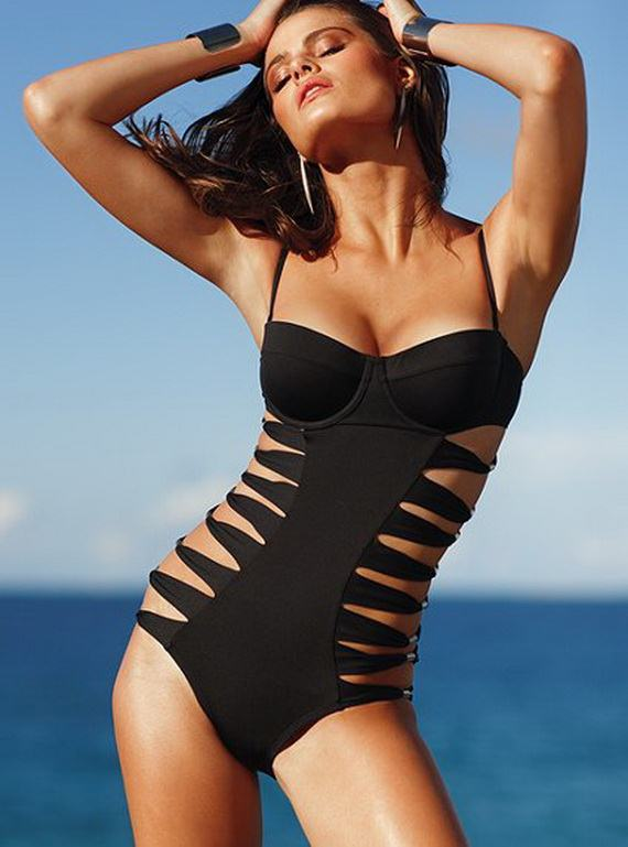 Victoria Secret Bikini Bottoms & One Pieces Dress