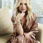 Rachel Zoe Chunky Gold Colored  Jewelry Collection