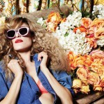 Ioanna Gik For House Of Holland'S Spring 2013 Eyewear Campaign 1