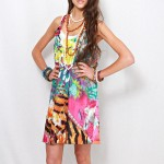 Summer Spring Beach Dress For Girls
