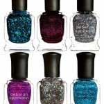 Deborah Glitter Nail Polish Collection