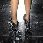 Andreia Chaves Invisible Mirror Footwear For Girls