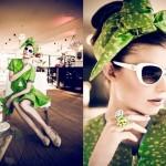 Marcelina Gorska Aleksandra Zaborowska Green Beauty Shoots