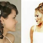 Up Dos And Down Dos  Bridal Hair Styling