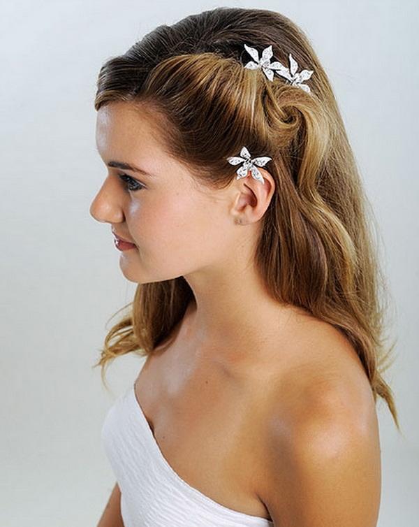 New Trendy Bridal Hairstyle 2014 Stunning Innovation She12 Girls