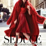 Djamila del Pino Shoots For Vogue Mexico By Elena Bofill