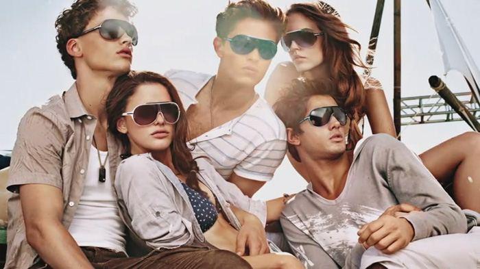 Armani Exchange Sunglasses For