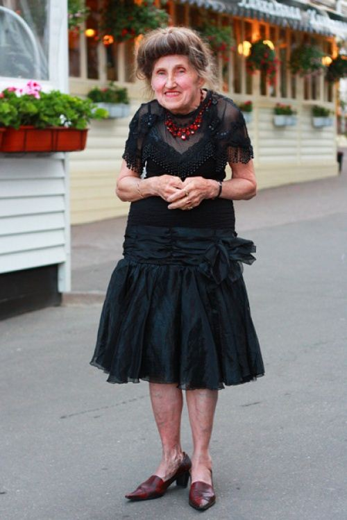 old women street style 2014 from russia 10 she12 girls