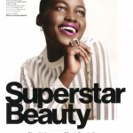 Lupita Nyong By David Slijper Glamor Look March 2014