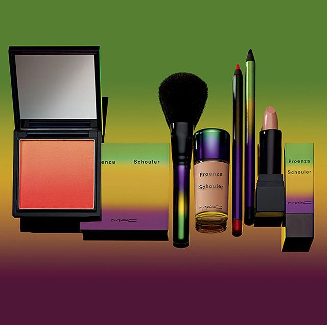 MAC Proenza Colorful Summer Makeup Collection