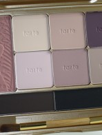 Featuring The Tarte Be Mattenificent Eye Palette