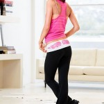Yoga Styles Legging 12