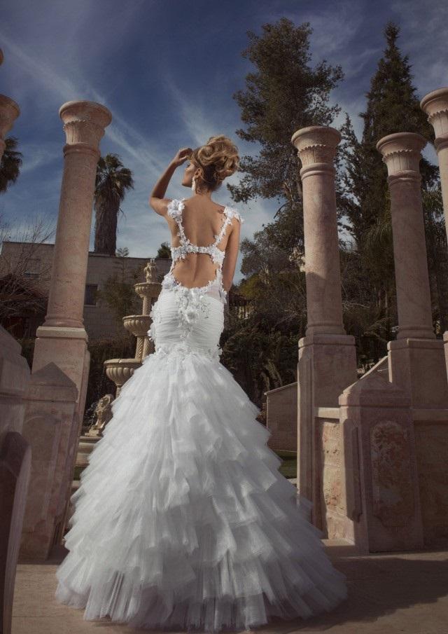 production wedding dress