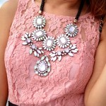 Princess Statement Necklace 22