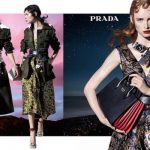 Prada Sun Fei Fei & Yoon Young Bae Fall Winter Look Book