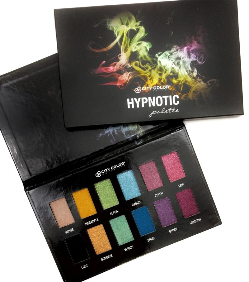 Multiple Color Eye Shadow Hypnotic