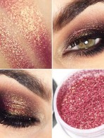 Smoke Shimmer Makeup New Touch