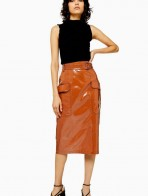 Leather Skirts - Boom Your Look