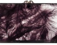 Charlotte Olympia Pandora Feather Clutch For Girls